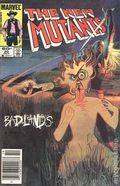 New Mutants (1983 1st Series) Mark Jewelers 20MJ