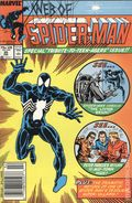 Web of Spider-Man (1985 1st Series) Mark Jewelers 35MJ
