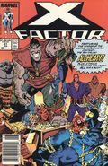 X-Factor (1986 1st Series) Mark Jewelers 41MJ