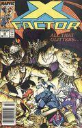 X-Factor (1986 1st Series) Mark Jewelers 42MJ