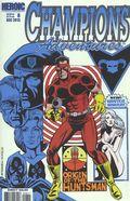 Champions Adventures (2011) 8