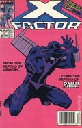 X-Factor (1986 1st Series) Mark Jewelers 47MJ