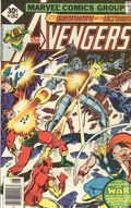 Avengers (1963 1st Series) Whitman Variants 162