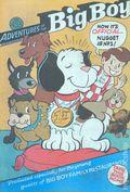 Adventures of the Big Boy (1957-1996 Webs Adv. Corp.) Restaurant Promo 453