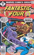 Fantastic Four (1961 1st Series) Whitman Variants 182