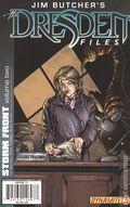 Dresden Files Storm Front (2009 Volume 2) 3