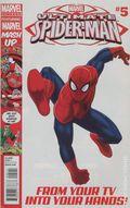 Ultimate Spider-Man (2012 Marvel Universe) 5A