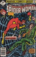 Spider-Woman (1978-1983 1st Series) Whitman Variants 5