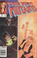 New Mutants (1983 1st Series) Canadian Price Variant 23