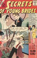 Secrets of Young Brides (1957 Charlton) 35