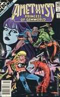 Amethyst Princess of Gemworld (1983 DC) Canadian Price Variant 3
