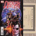 Avengers 1959 (2011) 1DFSIGNED