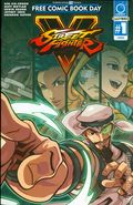 Street Fighter (2014-2016 Udon Comics) Free Comic Book Day 1