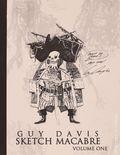Guy Davis Sketch Macabre (2006) 1