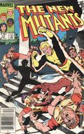New Mutants (1983 1st Series) Canadian Price Variant 10