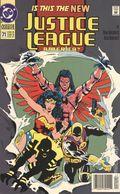 Justice League America (1987) 71N