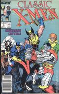 X-Men Classic (1986-1995 Marvel) Classic X-Men Mark Jewelers 15MJ