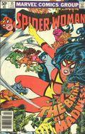 Spider-Woman (1978-1983 1st Series) Mark Jewelers 35MJ