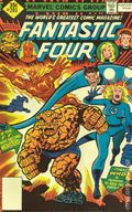 Fantastic Four (1961 1st Series) Whitman Variants 203