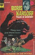 Boris Karloff Tales of Mystery (Whitman) 54