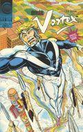 Vortex (1991 Comico) 1