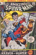 Amazing Spider-Man (1963 1st Series) UK Edition 111UK