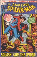 Amazing Spider-Man (1963 1st Series) UK Edition 106UK