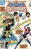 Batman and the Outsiders (1983) Mark Jewelers 20MJ