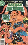 Batman and the Outsiders (1983) Mark Jewelers 26MJ