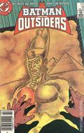 Batman and the Outsiders (1983) Mark Jewelers 18MJ