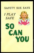 Always Be Careful (1951 Coca Cola) 1-1ST