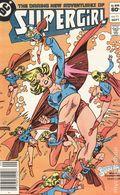 Supergirl (1982 2nd Series) Mark Jewelers 11MJ