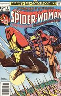 Spider-Woman (1978-1983 1st Series) UK Edition 8UK