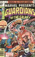 Marvel Presents (1975 Marvel) UK Edition 6UK