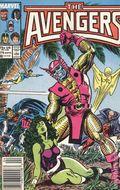 Avengers (1963 1st Series) Mark Jewelers 278MJ