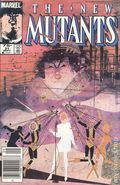 New Mutants (1983 1st Series) Canadian Price Variant 31