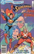 DC Comics Presents (1978 DC) Mark Jewelers 82MJ