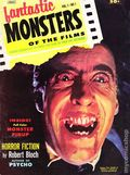 Fantastic Monsters of the Films (1962 Black Shield) 1