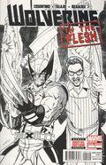 Wolverine In The Flesh (2013) 1B