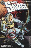 Doc Savage (1988 2nd DC Series) 6