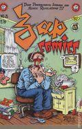 Zap Comix (1968 Apex Novelties) #8, 3rd Printing