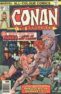 Conan the Barbarian (1970) UK Edition 63