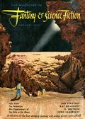 Fantasy and Science Fiction (1949-Present Mercury Publications) Pulp Vol. 3 #1