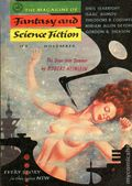Fantasy and Science Fiction (1949-Present Mercury Publications) Pulp Vol. 11 #5