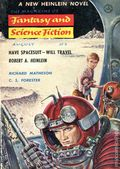 Fantasy and Science Fiction (1949-Present Mercury Publications) Pulp Vol. 15 #2