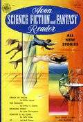Avon Science Fiction and Fantasy Reader (1953 Pulp/Digest) Vol. 1 #2