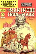 Classics Illustrated 054 Man in the Iron Mask (1948) 3B