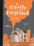 A Castle in England HC (2017 Nobrow Press) 1-1ST