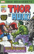 True Believers Kirby 100th Thor Vs. Hulk (2017) 1