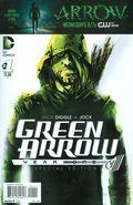 Green Arrow Year One (2007 DC) 1-SE